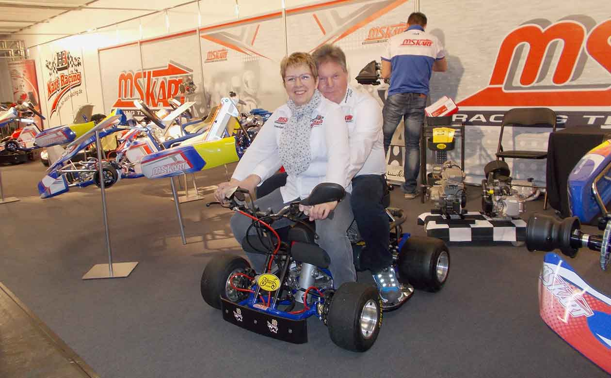 Kartmesse in Offenbach